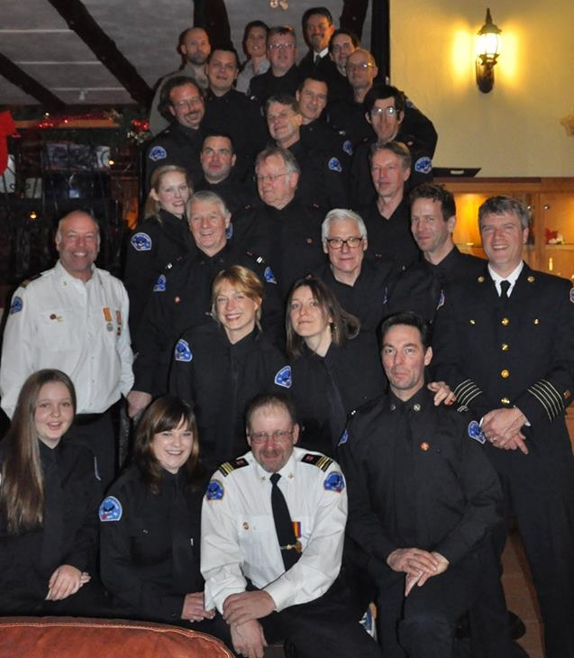 November 2015 SGVFD Group Shot